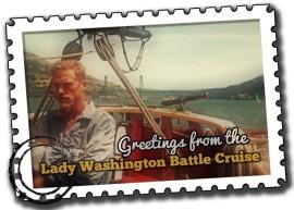 Lady Washington Stamp