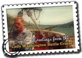 Lady Washington Stamp